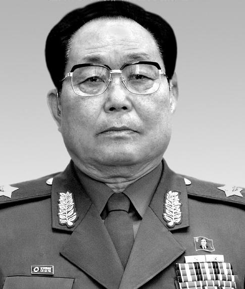 VMAR Kim Yong Chun, Vice Chairman of the DPRK National Defense Commission, Member of the Korean Workers' Party Political Bureau and Director of the KWP Civil Defense Department (Photo: Rodong Sinmun).