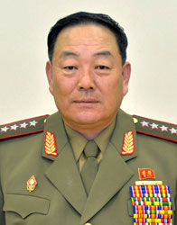 Gen. Hyon Yong Chol, Chief of the KPA General Staff (Photo: Rodong Sinmun)