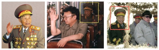 Ri Ul Sol (NK Leadership Watch file photos)