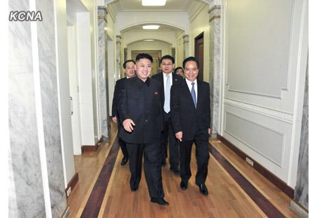 Photo: KCNA