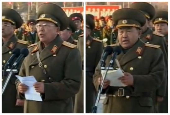 (Photos: KCNA/KCTV screengrabs)