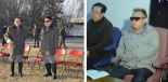 Jang Song Taek with Kim Jong Un in November 2012 and with Kim Jong Il in October 2011 (Photos: KCNA and KCTV screengrab)