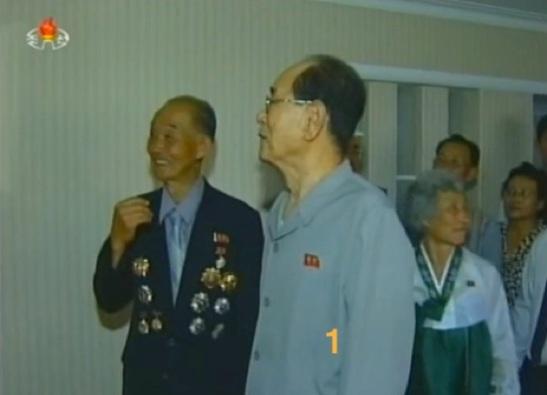 Kim Yong Nam (1) (Photo: KCTV screengrab)