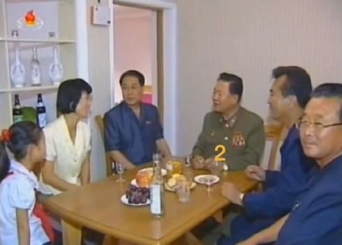 VMar Choe Ryong Hae (Photo: KCTV screengrab)
