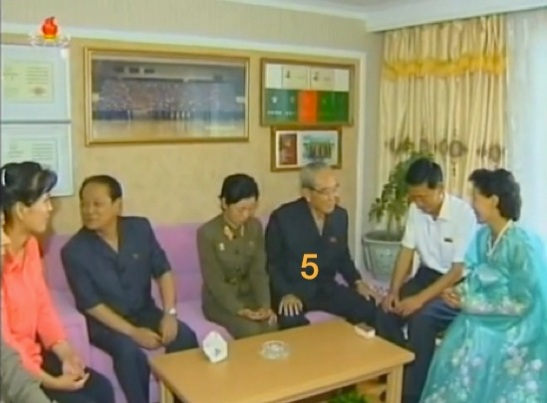 KWP Secretary Kim Ki Nam (Photo: KCTV screengrab)