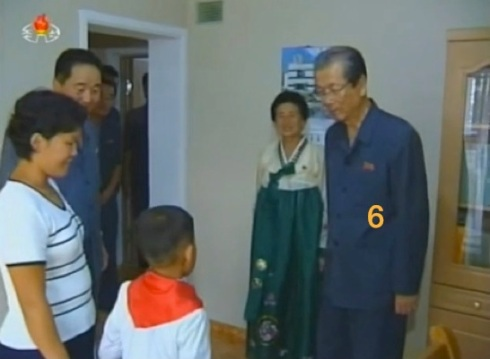 KWP Secretary and SPA Chairman Choe Tae Bok (Photo: KCTV screengrab)