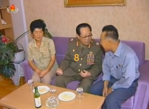 NDC Vice Chairman VMar Kim Yong Chun (Photo: KCTV screengrab)