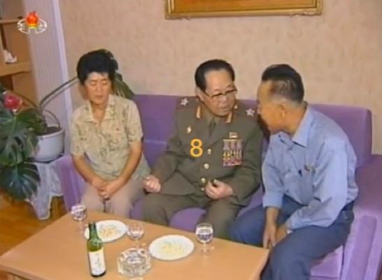 NDC Vice Chairman VMar Kim Yong Chun (Photo: KCTV screengrab)