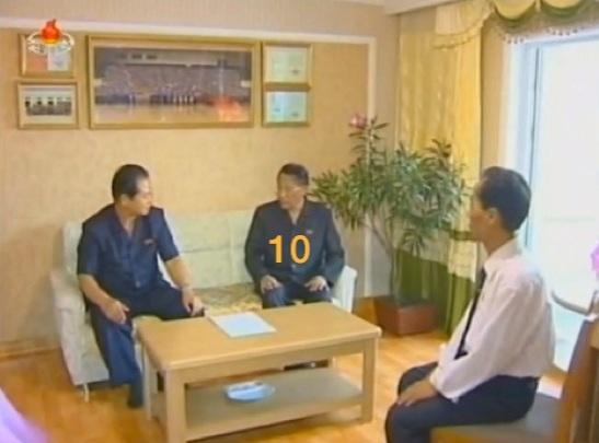DPRK Vice Premier Kang Sok Ju (Photo: KCTV screengrab)