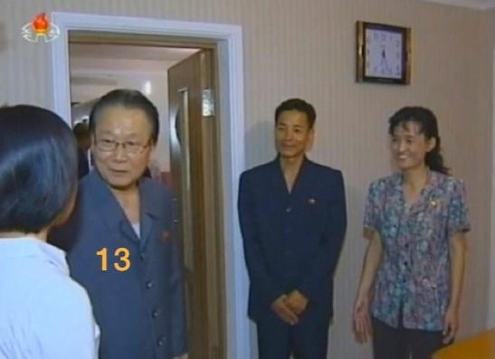 KWP Secretary Kim Yong Il (Photo: KCTV screengrab)