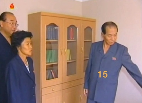 KWP Secretary Kwak Pom Gi (Photo: KCTV screengrab)