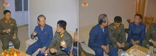 KWP Secretary, Supreme People's Assembly Chairman and KWP Political Bureau Member Choe T'ae-pok (Photo: KCTV screengrab).