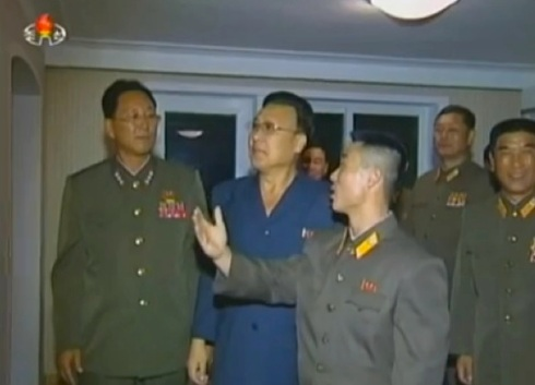 Chief Secretary of the Pyongyang KWP Committee and KWP Political Bureau Alternate Mun Kyong Dok (Photo: KCTV screen grab).