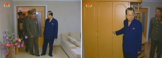 KWP Secretary, National Defense Commission Member and KWP Political Bureau Member Pak To Chun (Photo: KCTV screengrabs).