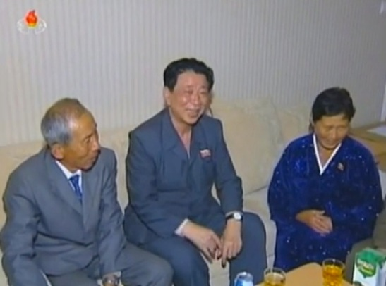 DPRK Vice Premier, State Planning Commission Chairman and KWP Political Bureau Alternate Ro Tu Chol (Photo: KCTV screengrab).