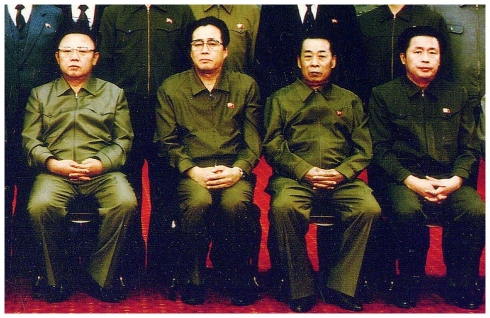 Jang Song Taek (R) was a close aide and confidant of late DPRK leader Kim Jong Il (L)