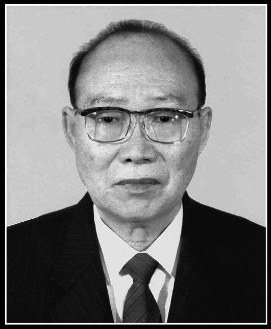 Kim Kuk T'ae (1924-2013) (Photo: Rodong Sinmun).