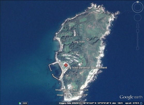 Ung Islet (Photo: Google image).