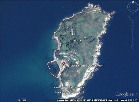 Ung Islet (Photo: Google image).