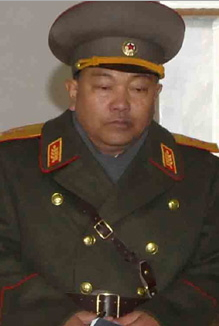 Former XI Corps Commander Choe Kyong Song (Photo: NK Leadership Watch file photo).