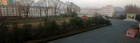 Overview of the P'yo'ngch'o'n Revolutionary Site in Pyongyang (Photo: KCNA).
