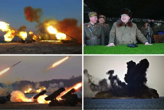 (Photos: Rodong Sinmun/KCNA)