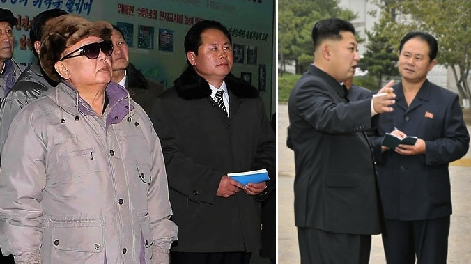 Hong Yong Chil (Photos: NK Leadership Watch file photos)