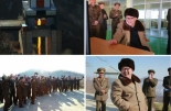 Kim Jong Un supervises the test of an ICBM engine (Photos: Rodong Sinmun/KCNA).