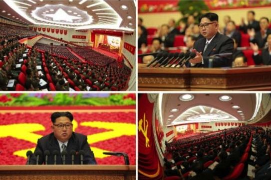 Photos: Rodong Sinmun-KCNA