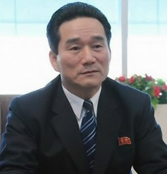 Kim Chon Gyun (Photo: Choson Sinbo)